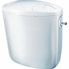 Réservoir attenant WC seul